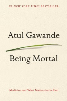 being mortal book image